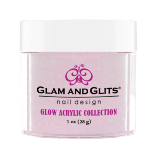 GLAM AND GLITS GLOW ACRYLIC - GL2033 LIGHT-HEARTED (SHIMMER)